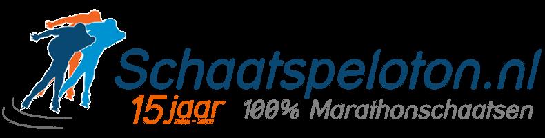 Schaatspeloton.nl al 15 jaar 100% Marathonschaatsen