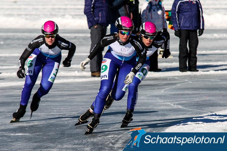Leontienhuis zal ook volgend seizoen in dezelfde samenstelling actief zijn in het marathonpeloton.