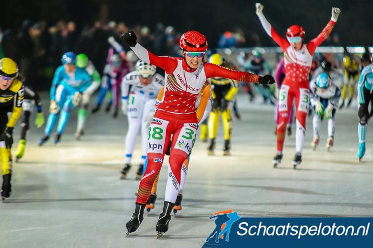 Lisa van der Geest kwam bij de cupfinalewedstrijd als winnares over de streep, de tuchtcommissie neemt haar nu die overwinning af.