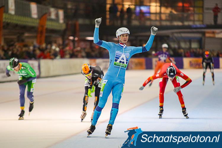 528.000 zagen Simon Schouten live op NPO1 de finale winnen.
