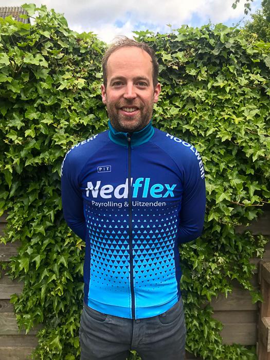 Bart Hakkenberg zal komend seizoen de dames van Team Nedflex bijstaan als co-ploegleider.