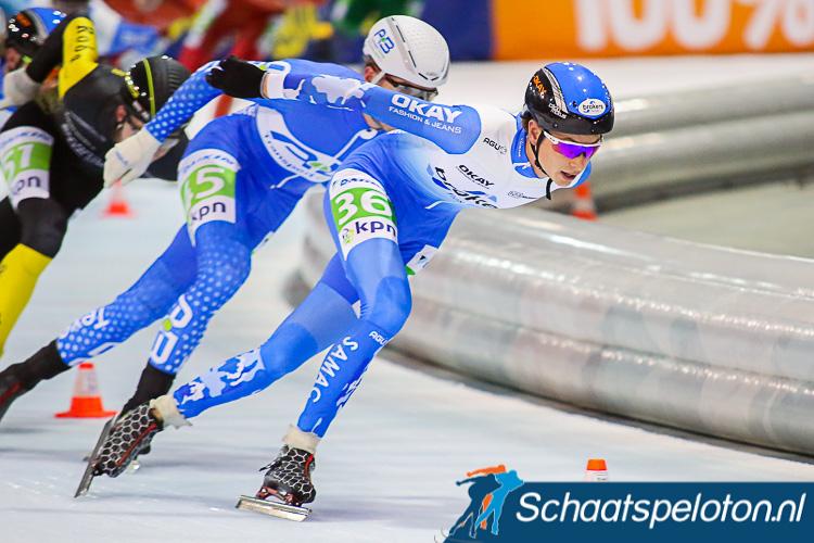 Bart van der Vlugt zal aankomend seizoen uitkomen in de zwart-gele kleuren van Team Skate4Air.
