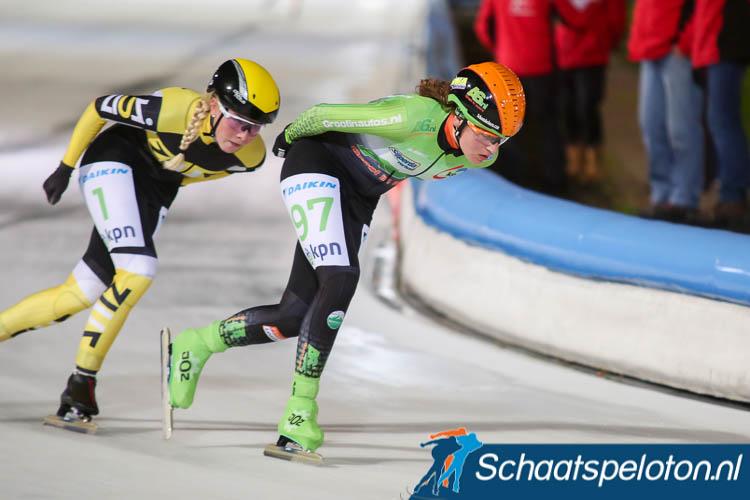 Beau Wagemaker begon vorig seizoen nog met een tweede plaats tijdens de openingswedstrijd in Amsterdam.