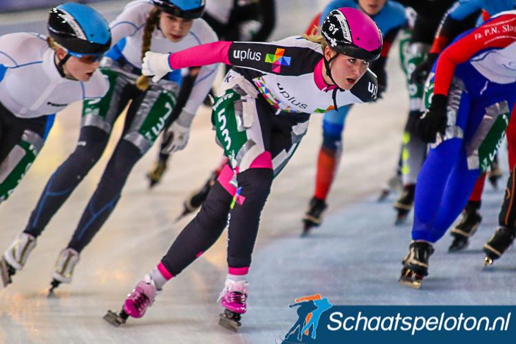 Komend seizoen zal Berber Vonk in de kleuren van Team BTZ.nl rijden.