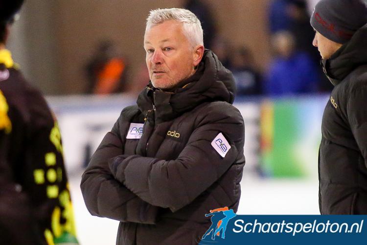 Bertjan van der Veen verruilt AB Transport en de schaatscoalitie rond Jillert Anema voor het nieuwe Bouwselect.