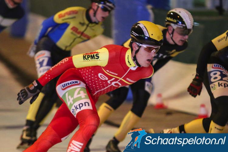 Björn Stoltenborg rijdt komend seizoen, net als Jerrie Suyker, voor Stichting Marino.