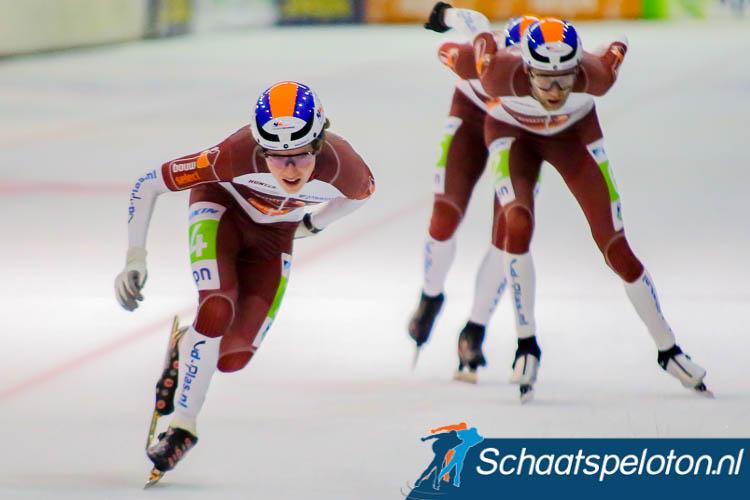 Bouwselect komt ook volgend seizoen uit in het marathonschaatsen, met welke rijders wordt volgende weken bekend.