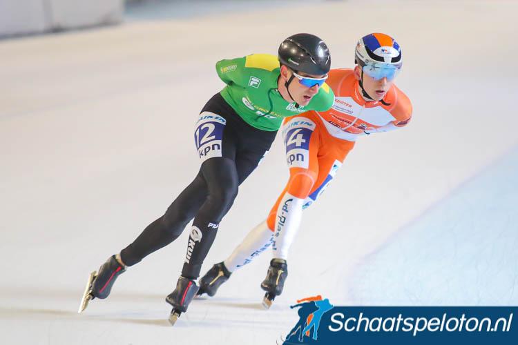 Daan Gelling vervangt bij Bouwpartners Harm Visser die volgend seizoen in de topdivisie uitkomt voor Jumbo-Visma.