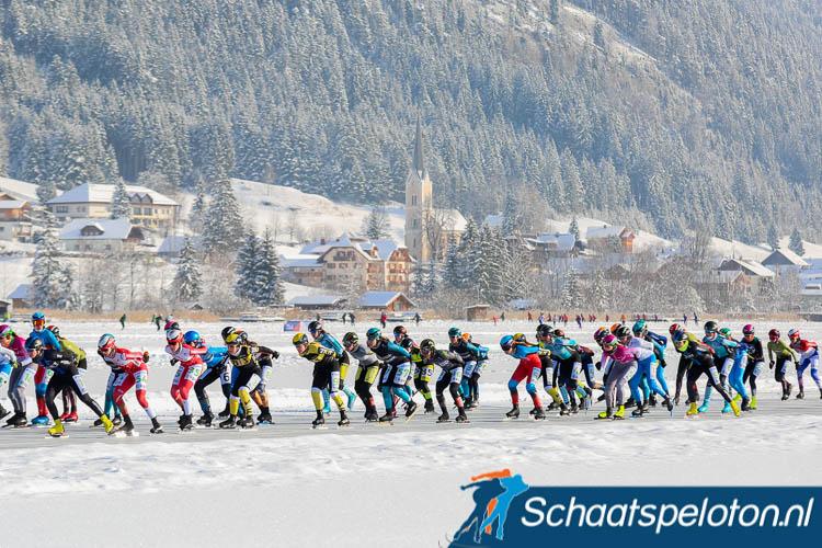 Tien beloftendames mogen zich al gaan opmaken voor de wedstrijden op de Weissensee.