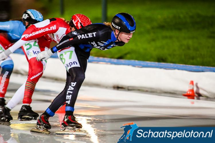 Elma de Vries neemt na veertien seizoenen op het hoogste niveau afscheid.
