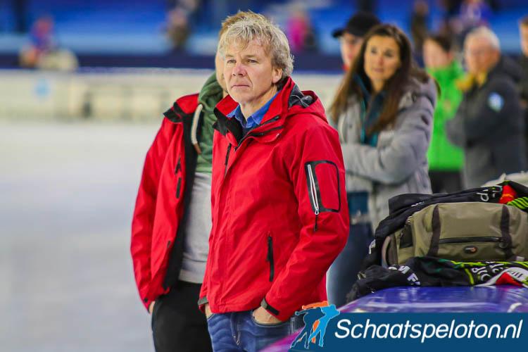Erik van den Boogert won in 1992 een van de wedstrijden op schrikkeldag. Vanavond staat hij voor het laatst als ploegleider van het stoppende iM FARMING op het ijs bij de cupfinale in Leeuwarden.