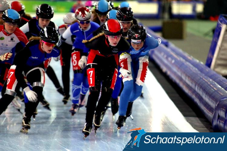 Afgelopen seizoen won Esmeralda Wannink het eindklassement van de Leisure World Regiocompetitie Oost.