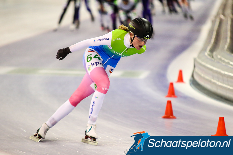 Esther Kiel zal komend seizoen uitkomen voor Bewustwinkelen.nl/Teklab/Freewheel.