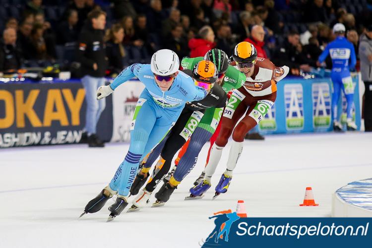 Evert Hoolwerf maakte als eerste schaatser dit seizoen een transfer bekend. Hij komt komend seizoen uit in het groen van AB Vakwerk.