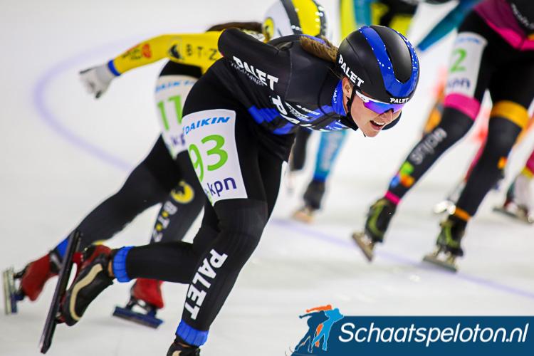 Vanavond zal Imke Vormeer (Palet Vastgoedonderhoud) toch van start gaan bij de KPN Marathon Cupwedstrijd in Alkmaar.
