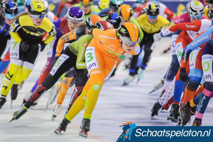 Imke Vormeer kan morgen de zesde verschillende cupwinnares in zes jaar worden.