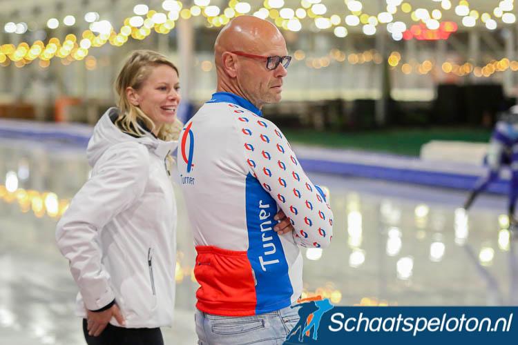 Team Turner gaat door maar coach Jan-Martien van de Wetering doet een stapje terug.