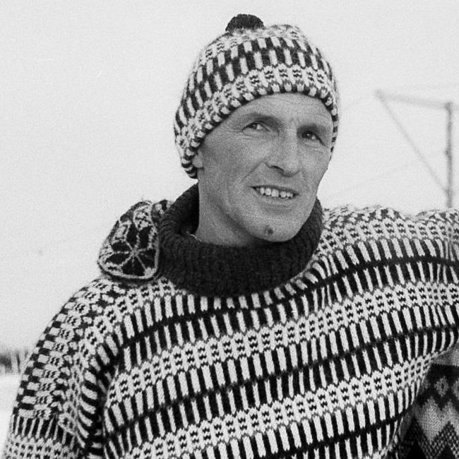 Jan Uitham in 1963
