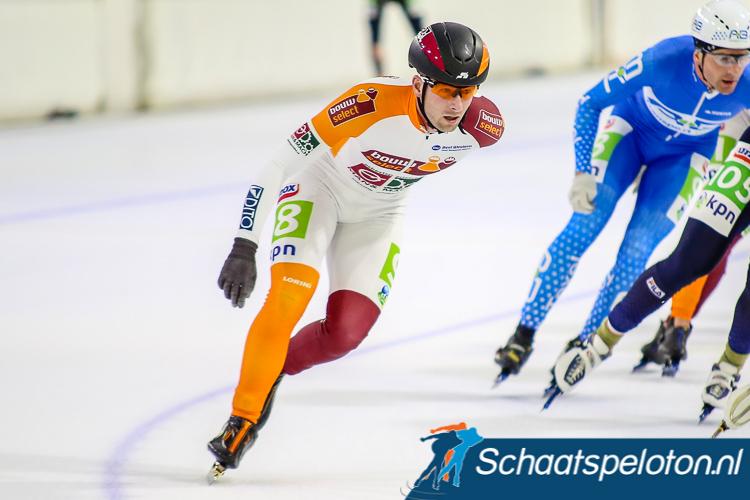 Kevin Hoekstra zal morgen niet kunnen starten bij het Nederlands Kampioenschap marathonschaatsen.