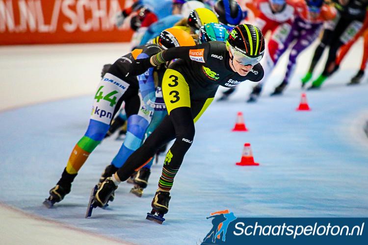 Lieke Splinter werd in Breda gewestelijk kampioen van Noord-Brabant/Limburg/Zeeland.