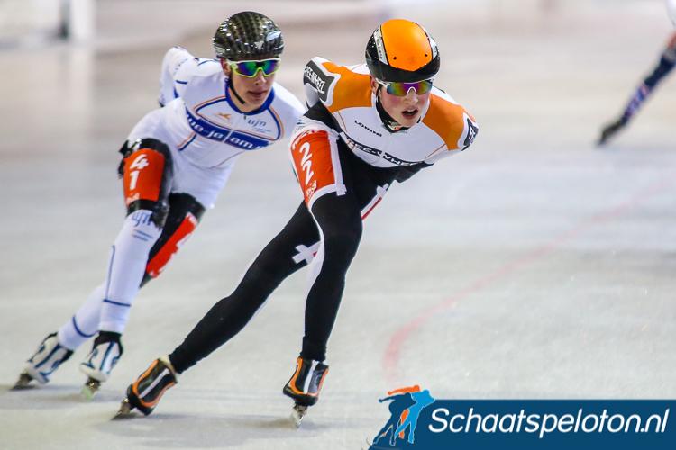 In Groningen heeft Mart Nijhoff de eindzege in de Noord-Oost Competitie voor C-rijders binnengehaald.