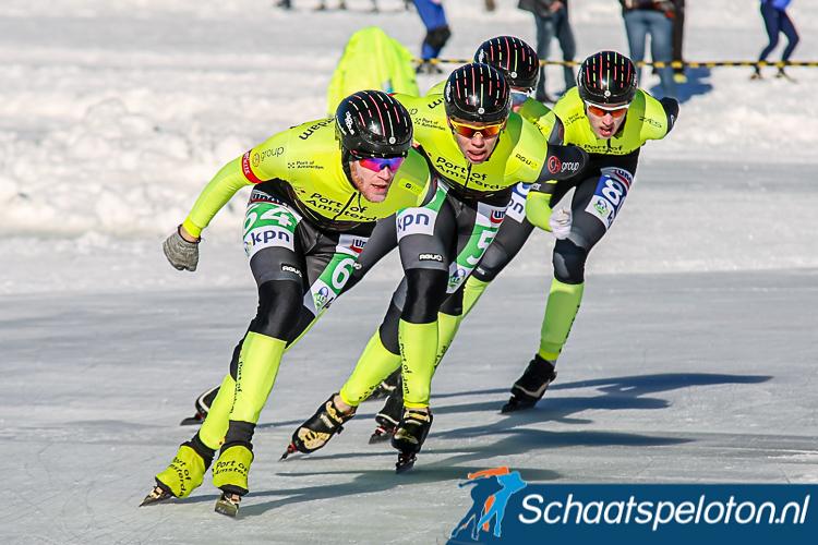 De ploeg begint komend seizoen aan haar negende jaar op het hoogste niveau en na viermaal een vierde plaats vorig seizoen denkt Port of Amsterdam/SKITS opnieuw toe te zijn aan de strijd om de podiumplaatsen.
