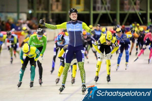 Ruud Slagter won gisteravond in Enschede, maar ontving ook zijn tweede gele kaart. Dit betekent echter niet dat hij vanavond niet in Utrecht van start kan gaan.