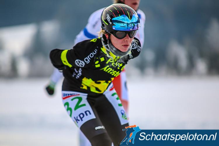 Simone Warmerdam komt komend seizoen uit voor RekenService.