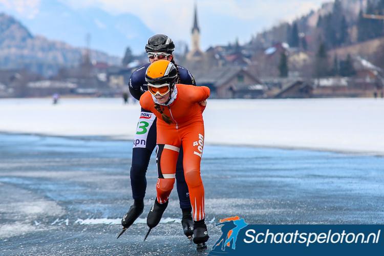 Tessa Snoek, die vorig seizoen lange tijd de wedstrijd in de Alternatieve Elfstedentocht aanvoerde, mag ook dit seizoen weer op buitenlands natuurijs uitkomen. Zij is een van de drieëntwintig geplaatste regiorijdsters.