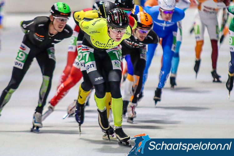 Tijs van der Steen komt volgend seizoen uit voor Skate4AIR.