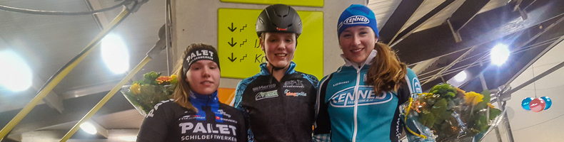 Wessel Horling en Maaike Verweij winnen in Noord-Oost Competitie