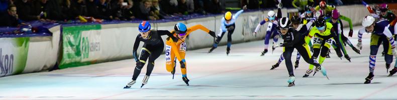 Anna van den Bos bij terugkeer meteen weer de snelste in regiotop