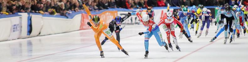 Irene Schouten houdt 100%-score op kunstijs, Manon Kamminga stelt KPN Marathon Cup veilig