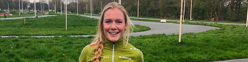 Ariane Smit maakt als vijfde rijdster iM FARMING compleet