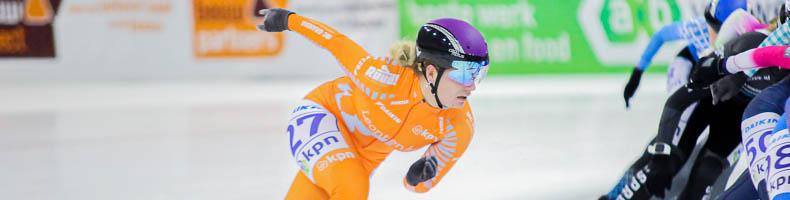 Cupwinnares Arianna Pruisscher blijft belofte en kiest voor Schaatsteamdrenthe