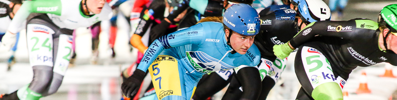 Thijs Willem van der Vegt en Aveline Hijlkema winnen in Noord-Oost Competitie