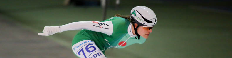 Claudia Oranje miste Weissensee op half punt, maar rijdt vlak voor Oostenrijk beste weekend