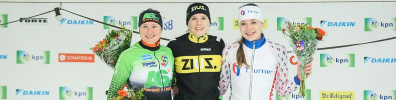 ZiuZ-dubbelslag: Elisa Dul pakt eerste marathonzege, Kelly Schouten in het oranje
