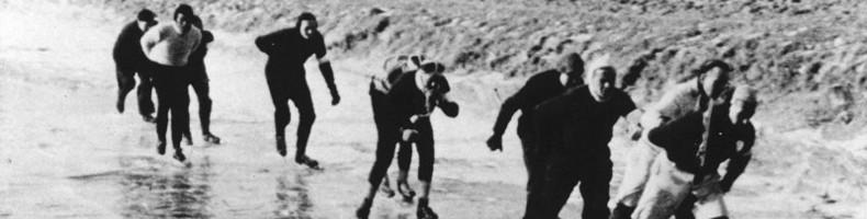 Elfstedenwinnaar 1947 Jan W. van der Hoorn overleden