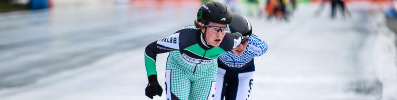 Eindwinst Oomssport Cup voor Thomas de Mooy en Eva Riemersma-van Rheenen