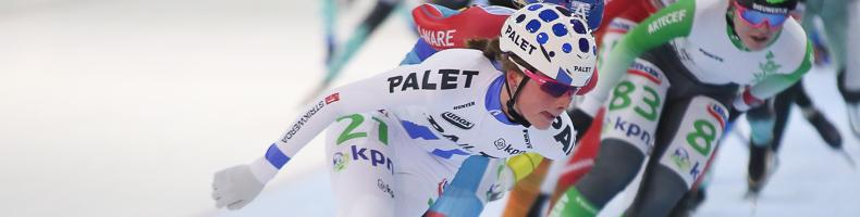 Van der Molen en Hoolwerf zeker van jongerenklassement