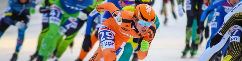 Thomas Geerdinck wint finale KPN Marathon Cup, eindzege voor Jan Korenberg
