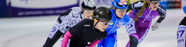 Mettie de Vegt vervangt stoppende Lianne Camies bij Schaatsteamdrenthe