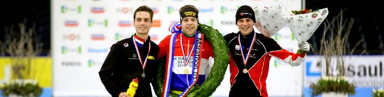 Neo-Seniorenkampioen Niels Overvoorde naar Port of Amsterdam/SKITS