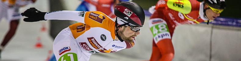 Robin Snoek naar Skate4AIR, Jelmer Looijsteijn versterkt begeleidingsteam