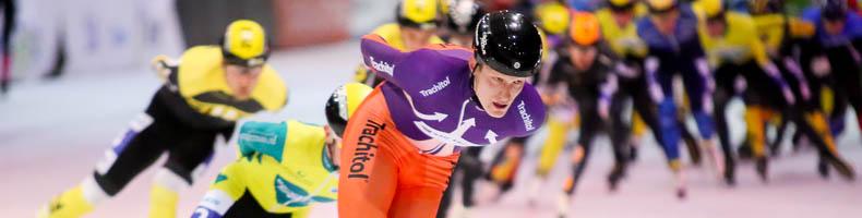 Ruud Slagter overvleugelt vluchters in slotronde en pakt tweede zege Trachitol Trophy
