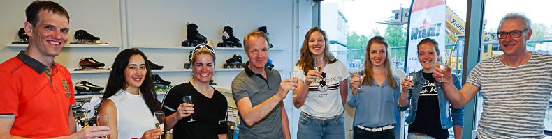 IBR Investments hoofdsponsor Team Aerts, Huiden en Pruisscher maken ploeg compleet
