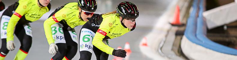 Nedflex strikt Juniorenkampioene Tessa Snoek en Pien van den Bos voor volgend seizoen