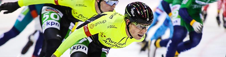 Tijs van der Steen vervangt Christiaan Grigoleit bij Skate4AIR